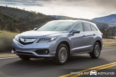Insurance for Acura RDX