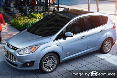 Insurance rates Ford C-Max Energi in Austin
