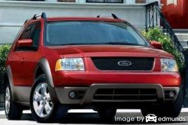 Insurance quote for Ford Freestyle in Austin