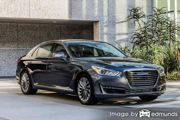 Discount Hyundai G90 insurance