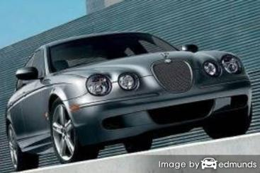 Insurance quote for Jaguar S-Type in Austin
