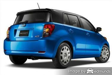 Insurance quote for Scion xD in Austin
