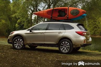 Insurance for Subaru Outback