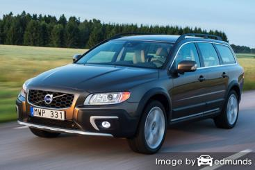 Insurance quote for Volvo XC70 in Austin
